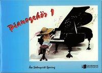 bokomslag Pianogehör 1