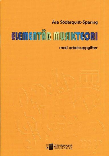 bokomslag Elementär musikteori