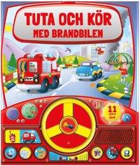 bokomslag Tuta och kör med brandbilen