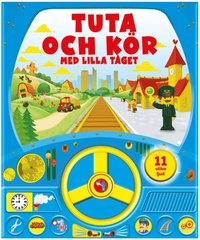 bokomslag Tuta och kör med tåget