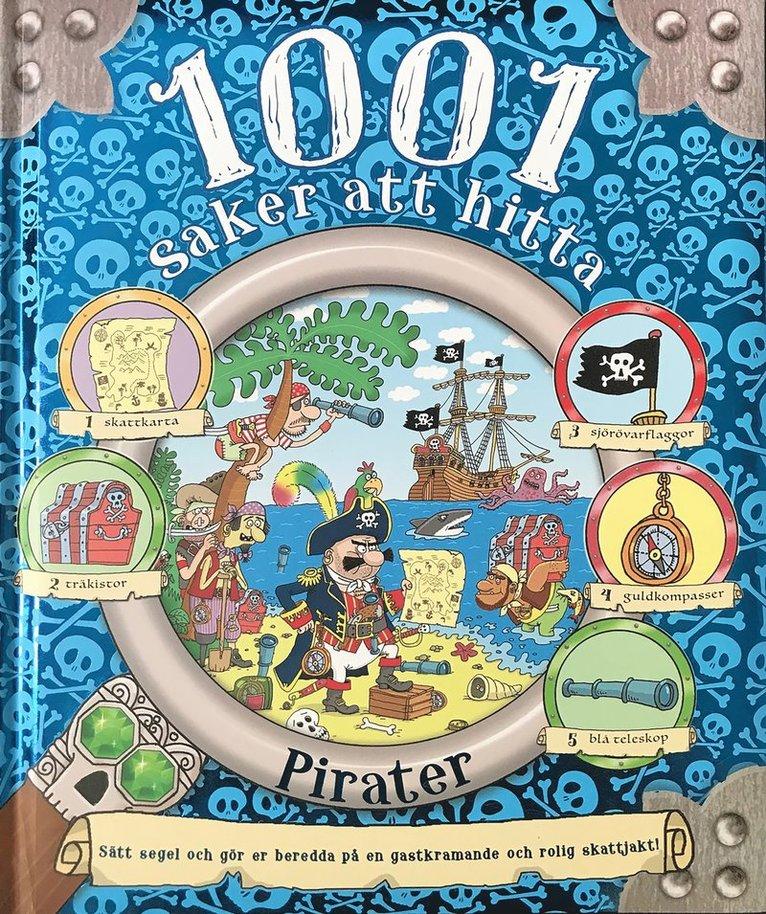 1001 saker att hitta : Pirater 1