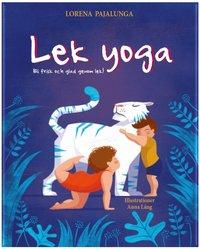 bokomslag Lek Yoga