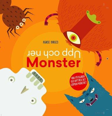 bokomslag Upp och ner Monster