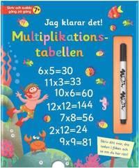 bokomslag Jag klarar det : multiplikationstabellen