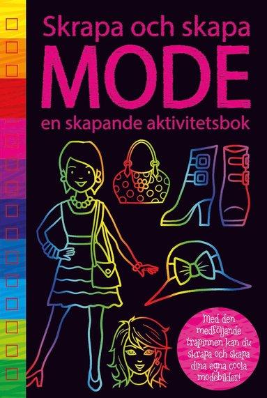 bokomslag Skrapa och skapa - Mode