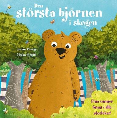 bokomslag Den största björnen i skogen