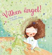 bokomslag Vilken ängel!
