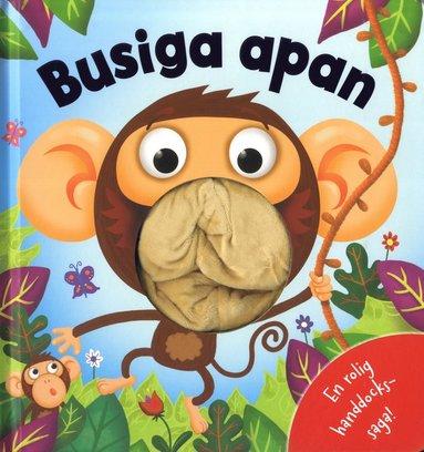 bokomslag Busiga Apan