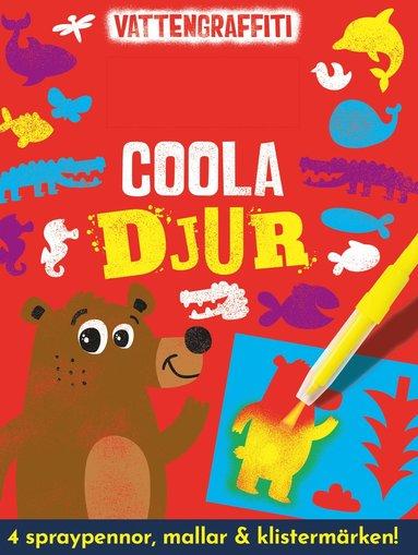 bokomslag Coola Djur