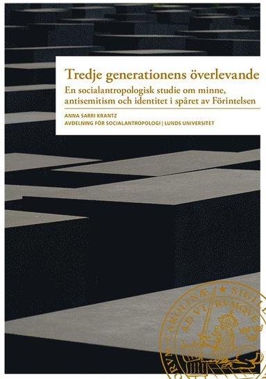 bokomslag Tredje generationens överlevande