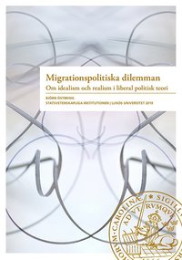 bokomslag Migrationspolitiska dilemman