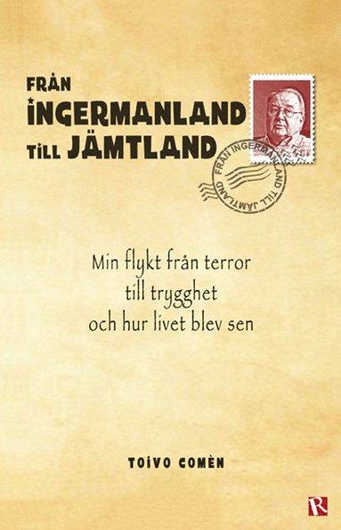 bokomslag Från Ingermanland till Jämtland