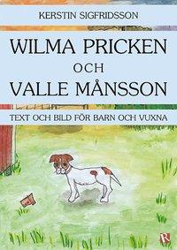 bokomslag Wilma Pricken och Valle Månsson