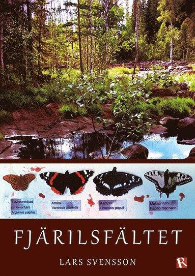 bokomslag Fjärilsfältet