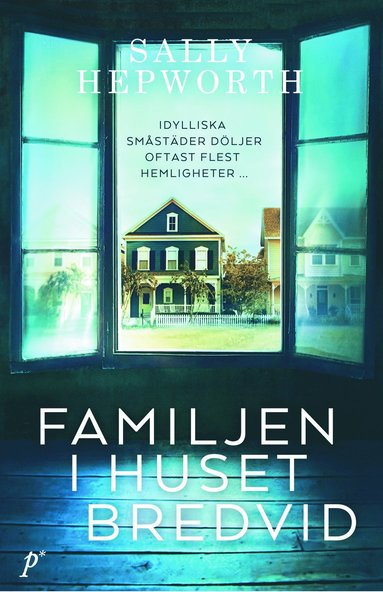 bokomslag Familjen i huset bredvid