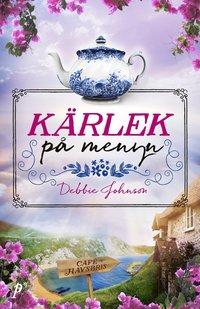 bokomslag Kärlek på menyn