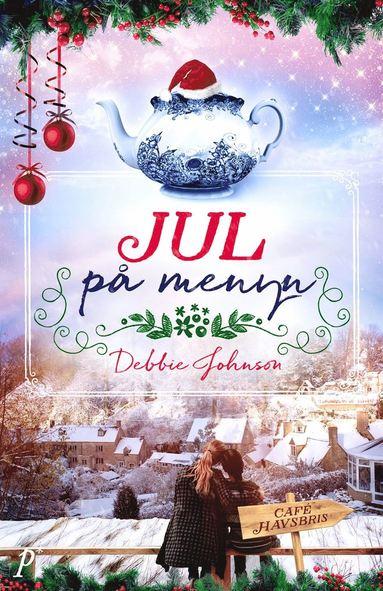 bokomslag Jul på menyn