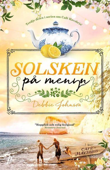 bokomslag Solsken på menyn