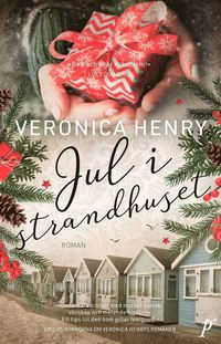 bokomslag Jul i strandhuset