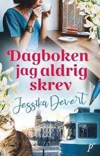 bokomslag Dagboken jag aldrig skrev