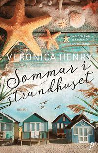 bokomslag Sommar i strandhuset