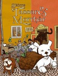 bokomslag Större Tassar & Morrhår : Ett rollspel