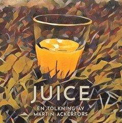 bokomslag Juice : En tolkning av Martin Ackerfors