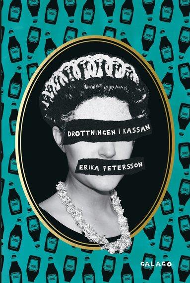 bokomslag Drottningen i kassan