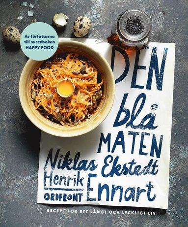 bokomslag Den blå maten