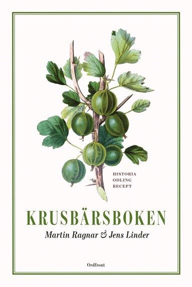 bokomslag Krusbärsboken