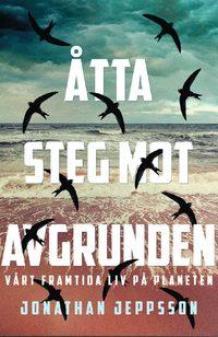 bokomslag Åtta steg mot avgrunden : vårt framtida liv på planeten