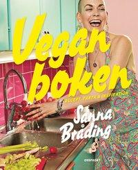bokomslag Veganboken : recept, fakta & inspiration