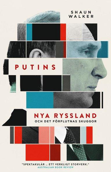 bokomslag Putins nya Ryssland och det förflutnas skuggor