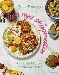 bokomslag Den nya skåpmaten : gott och hållbart ur burk och tetra