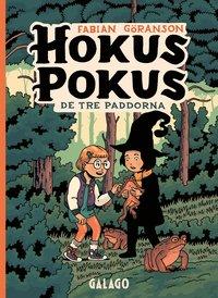 bokomslag Hokus pokus 2 : De tre paddorna