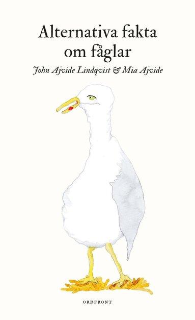 bokomslag Alternativa fakta om fåglar