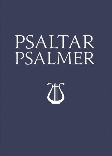bokomslag Psaltarpsalmer