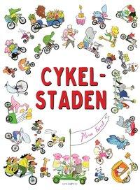 bokomslag Cykelstaden