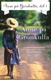 bokomslag Anne på Grönkulla