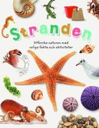 bokomslag Stranden : utforska naturen med roliga fakta och aktiviteter