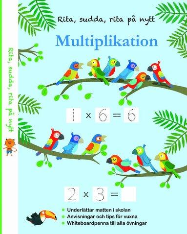 bokomslag Börja med matematik. Multiplikation