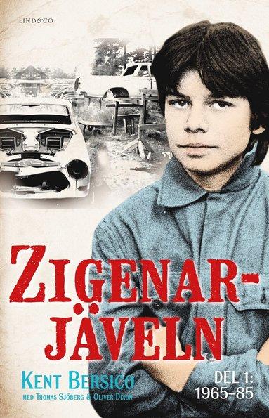 bokomslag Zigenarjäveln. Del 1: 1965-85