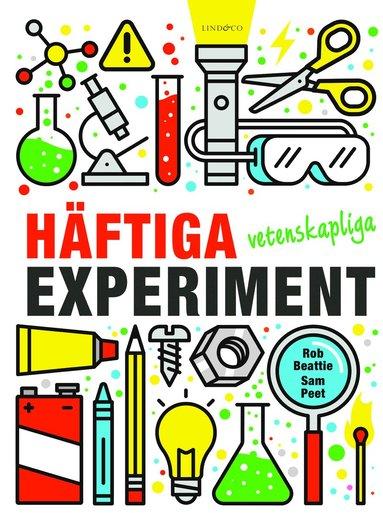 bokomslag Häftiga vetenskapliga experiment