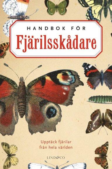bokomslag Handbok för fjärilsskådare : upptäck fjärilar från hela världen