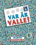 bokomslag Var är Valle?