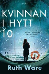 bokomslag Kvinnan i hytt 10