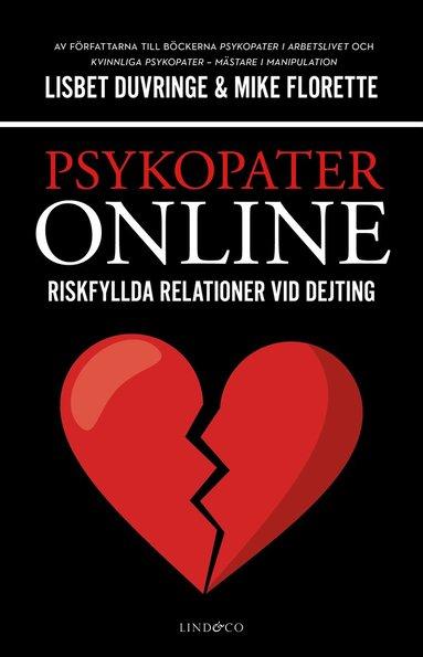 bokomslag Psykopater online : riskfyllda relationer vid dejting