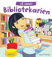 bokomslag På jobbet - Bibliotekarien