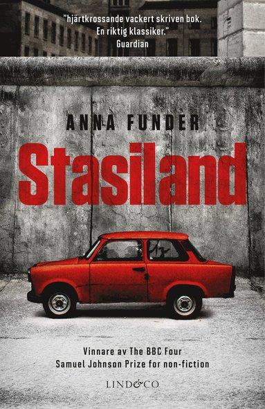 bokomslag Stasiland