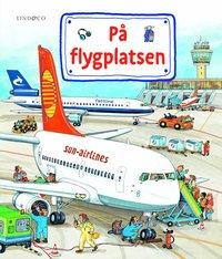 bokomslag På flygplatsen